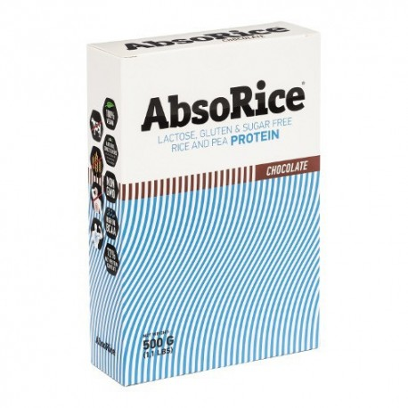 AbsoRice Absorice proteín