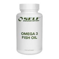 Self OmniNutrition Omega 3 Fish Oil