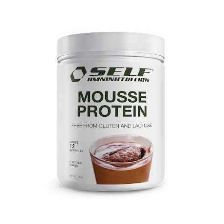 Self OmniNutrition Protein Mousse