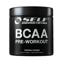 Self OmniNutrition BCAA Pre-Workout 300 g