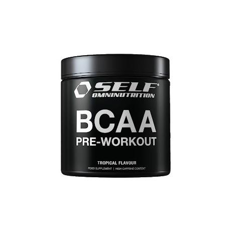 Self OmniNutrition BCAA Pre-Workout 300 g