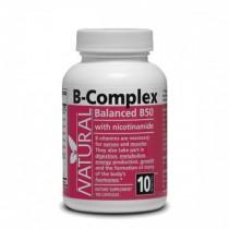 Nulab Vitamín B-komplex 50 mg