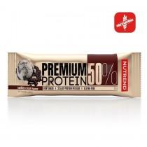 Nutrend Tyčinka Premium Protein 50%