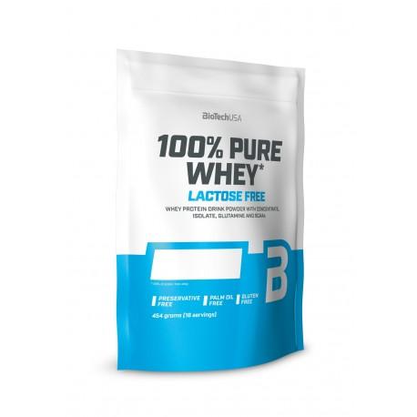 BioTech USA 100% Pure Whey bez laktózy
