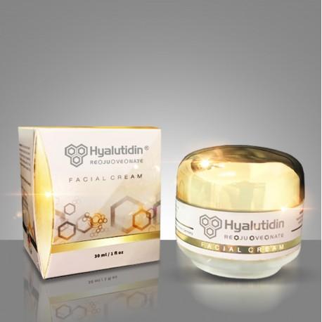Gramme-Revit Leaflet Hyalutidin Face Cream