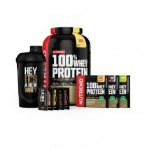 Nutrend  Nový 100% Whey Protein
