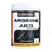 Androrganics Arginine AKG 500 g