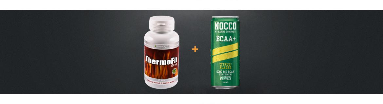 Thermofit + BCAA